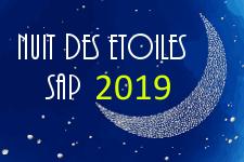 Nuit des étoiles 2019