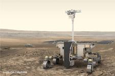 L'Europe bientôt sur Mars