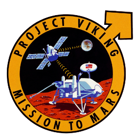 Logo mission Viking – Credits NASA