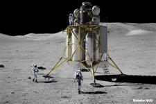 Nouvelles expéditions lunaires