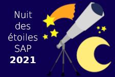 Nuit des étoiles 2021