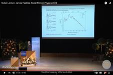 Jim Peebles : prix Nobel 2019