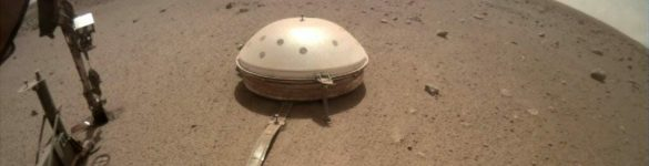 Le sismomètre SEIS sur Mars